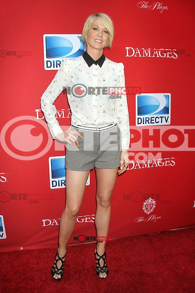 June 28, 2012 Jenna Elfman at the 'Damages' Season 5 Premiere at The Paris Theatre on June 28, 2012 in New York City. © RW/MediaPunch Inc. /*NORTEPHOTO.COM*<br />