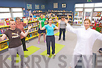 RELAX: Participating in the Tai Chi class in the library in Listowel on Friday were, l-r: Joanne Prendiville, Mary Prendiville, Dolores Prendiville, Eibhlin McGrath, Anne O'Connor, Pauline Russell (Tutor).