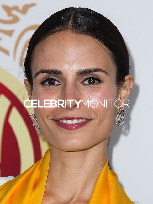 HOLLYWOOD, LOS ANGELES, CA, USA - JUNE 01: Actress Jordana Brewster poses with the Best Global Movie of the Year Award for 'Fast & Furious 6' in the press room at the 12th Annual Huading Film Awards held at the Montalban Theatre on June 1, 2014 in Hollywood, Los Angeles, California, United States. (Photo by Xavier Collin/Celebrity Monitor)