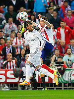 UCL IDA 1/4 FINAL ATLETICO DE MADRID VS REAL MADRID 14/4/15