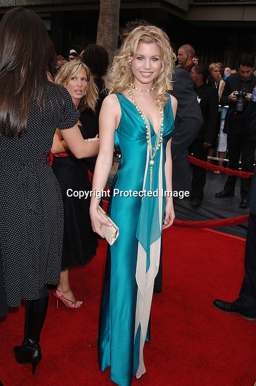 Stephanie Gatschet ..arriving at The 33rd Annual Daytime Emmy Awards..on April 28, 2006 at The Kodak Theatre...Robin Platzer, Twin Images
