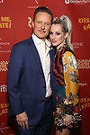 """Will Chase and Ingrid Michaelson attends the Broadway Opening Night After Party for """"Kiss Me, Kate""""  at Studio 54 on March 14, 2019 in New York City."""