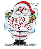 CHRISTMAS SANTA, SNOWMAN, WEIHNACHTSMÄNNER, SCHNEEMÄNNER, PAPÁ NOEL, MUÑECOS DE NIEVE, paintings+++++,KL6148/5,#x#