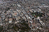 aerial photograph San Mateo, California