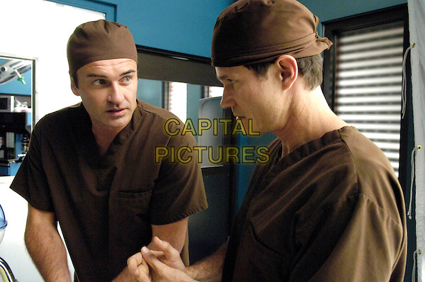 JULIAN McMAHON & DYLAN WALSH.in Nip/Tuck (season 4).Nip Tuck.*Editorial Use Only*.Ref: FB.www.capitalpictures.com.sales@capitalpictures.com.Supplied by Capital Pictures.