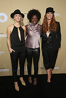 "LOS ANGELES, CA - JANUARY 13:  Bertie, Viola Davis, Bert, at the Premiere Of Amazon Studios' ""Troop Zero"" at Pacific Theatres at The Grove in Los Angeles, California on January 13, 2020. <br /> CAP/MPIFS<br /> ©MPIFS/Capital Pictures"