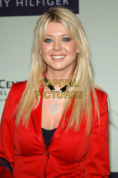 TARA REID.12th Annual Race to Erase MS, Century Plaza Hotel, Century City, California, USA, .April 22nd 2005..portrait headshot black silver necklace red jacket.Ref: ADM.www.capitalpictures.com.sales@capitalpictures.com.©J Wong/AdMedia/Capital Pictures.