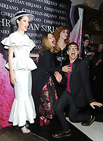 NEW YORK, NY - NOVEMBER 08: Coco Rocha, Drew Barrymore, Christina Hendricks and Christian Seriano  attend the release of Christian Siriano's  book 'Dresses To Dream About' at the Rizzoli Flagship Store on November 8, 2017 in New York City.  <br /> CAP/MPI/JP<br /> &copy;JP/MPI/Capital Pictures