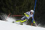 10.03.2018, Ofterschwanger Horn, Ofterschwang, GER, Slalom Weltcup in Ofterschwang, im Bild Nastasia Noens (FRA, #26)<br /> <br /> Foto &copy; nordphoto / Hafner