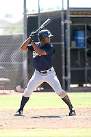 D'Vontrey Richardson - Milwaukee Brewers - 2010 Instructional League.Photo by:  Bill Mitchell/Four Seam Images..