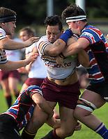 160709 Manawatu Premier Club Rugby - COB v FOB Oroua