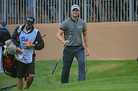Martin Kaymer (GER) after he chips up tight on 18 during day 3 of the Valero Texas Open, at the TPC San Antonio Oaks Course, San Antonio, Texas, USA. 4/6/2019.<br /> Picture: Golffile | Ken Murray<br /> <br /> <br /> All photo usage must carry mandatory copyright credit (&copy; Golffile | Ken Murray)