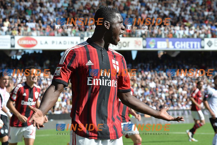 Cristian Zapata Milan <br /> Cesena 28-09-2014 Stadio Dino Manuzzi, Football Calcio Serie A Cesena - Milan. Foto Andrea Staccioli / Insidefoto