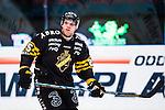 Stockholm 2014-01-08 Ishockey SHL AIK - Lule&aring; HF :  <br />  AIK:s Derek Joslin <br /> (Foto: Kenta J&ouml;nsson) Nyckelord:  portr&auml;tt portrait