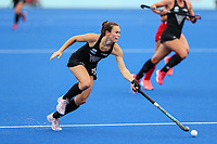 Kelsey Smith during the Pro League Hockey match between the Blacksticks women and the USA, Nga Punawai, Christchurch, New Zealand, Sunday 16 February 2020. Photo: Simon Watts/www.bwmedia.co.nz