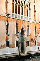 Architectural details, Venice, Italy
