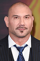 Dave Bautista at the European premiere for &quot;Guardians of the Galaxy Vol.2&quot; at the Hammersmith Apollo, London, UK. <br /> 24 April  2017<br /> Picture: Steve Vas/Featureflash/SilverHub 0208 004 5359 sales@silverhubmedia.com