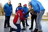 keuring ijsbaan noordlaren