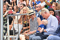 LOS ANGELES, CA. August 29, 2019: Sofia Coppola, Inez Rupprecht, Klaus Dunst & Ennis Plemons at the Hollywood Walk of Fame Star Ceremony honoring Kirsten Dunst.<br /> Pictures: Paul Smith/Featureflash