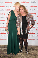 Lysette Anthony and Nicole Barber Lane<br /> at the Inside Soap Awards 2017 held at the Hippodrome, Leicester Square, London<br /> <br /> <br /> ©Ash Knotek  D3348  06/11/2017