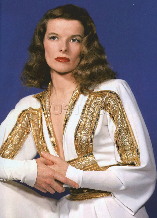 "Katharine Hepburn (1907-2003) - american actress. Received four Academy Awards for Best Actress for her performances in ""Morning Glory"" (1933), ""Guess Who's Coming to Dinner"" (1967), ""The Lion in Winter"" (1968) and ""On Golden Pond"" (1981)."