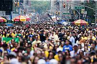 NOVA YORK, EUA, 02.09.2018 - BR DAY-EUA - Público ocupa a Sexta Avenida durante o BR Day New York 2018 na cidade de Nova York nos Estados Unidos neste domingo, 02. (Foto: Vanessa Carvalho/Brazil Photo Press)