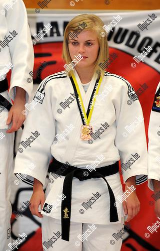 2011-10-22 / Judo / seizoen 2011-2012 / VK Herentals / -48 / Tine Steegen..Foto: Mpics