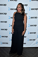 "HOLLYWOOD, CA - OCTOBER 5: Moya Nkruma attends the ASCAP 2017 ""Women Behind the Music"" event at Bardot on October 5, 2017 in Hollywood, California. (Photo by PictureGroup)"