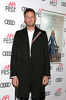 "LOS ANGELES - NOV 8:  Armie Hammer at the AFI FEST 2018 - Opening Gala  ""On The Basis Of Sex""  at the TCL Chinese Theater IMAX on November 8, 2018 in Los Angeles, CA"