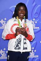 Christine Ohurugu<br /> celebrating the winners in this year&rsquo;s National Lottery Awards, the search for the UK&rsquo;s favourite Lottery-funded projects.  The glittering National Lottery Stars show, hosted by John Barrowman, is on BBC One at 10.45pm on Monday 12 September.<br /> <br /> <br /> &copy;Ash Knotek  D3151  09/09/2016