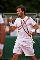 01-06-13, Tennis, France, Paris, Roland Garros, Jean-Julien Rojer