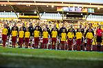 17.07.2017, Rat Verlegh Stadion, Breda, NLD, Breda, UEFA Women's Euro 2017 , <br /> <br /> im Bild | picture shows<br /> DFB Frauen singen Nationalhymne, <br /> <br /> Foto &copy; nordphoto / Rauch