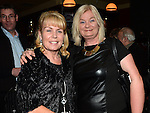 Carol DeCourcey and Mary Fitzsimmons pictured at the Mattock Rangers awards night in Watters of Collon. Photo: Colin Bell/pressphotos.ie