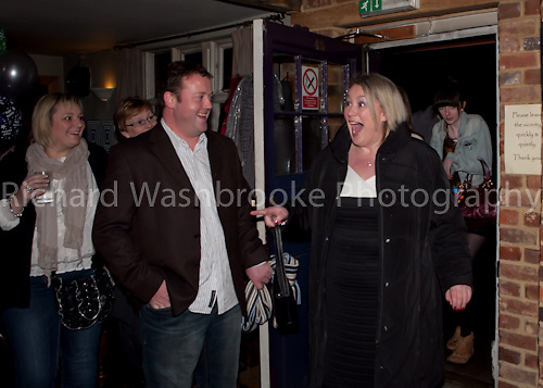 Sally Carpenter 40th Birthday Party held at the Highlander Hitchin