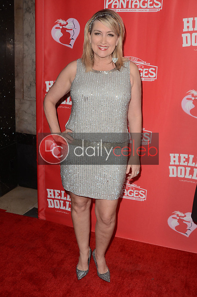 Wendy Burch<br /> at the Hello Dolly! Los Angeles Premiere, Pantages Theater, Hollywood, CA 01-30-19<br /> David Edwards/DailyCeleb.com 818-249-4998