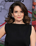 Tina Fey attends Disney's Muppets Most Wanted World Premiere held at The El Capitan Theatre in Hollywood, California on March 11,2014                                                                               © 2014 Hollywood Press Agency