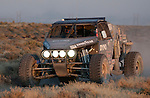 August 19, 2011:  California's Shannnon Cambpell heads to the pits near Fallon, Nevada in the Best in the Desert - Las Vegas to Reno Off Road Race on Friday afternoon.
