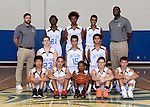 11-18-16, Skyline High School freshman boy's basketball team
