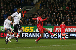 Raheem Sterling of Liverpool scores the equalising goal - FA Cup Fourth Round replay - Bolton Wanderers vs Liverpool - Macron Stadium  - Bolton - England - 4th February 2015 - Picture Simon Bellis/Sportimage
