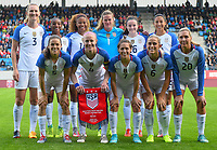 USWNT vs Norway, June 11, 2017