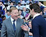 Southampton's Ronald Koeman looks on during the Barclays Premier League match at the White Hart Lane Stadium.  Photo credit should read: David Klein/Sportimage