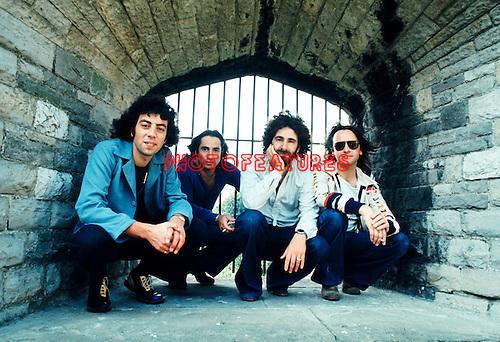 10cc 1975 Graham Gouldman, Lol Creme, Kevin Godley and Eric Stewart<br /> &copy; Chris Walter