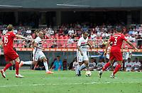 São Paulo (SP), 15/12/2019 - Futebol-Legendscup - Muller do São Paulo. Partida entre as lendas de São Paulo e Bayern no estádio do Morumbi, em São Paulo (SP), domingo (15).
