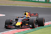 6th October 2017, Suzuka Circuit, Suzuka, Japan; Japanese Formula One Grand Prix, Friday Free Practice; Daniel Ricciardo - Red Bull Racing