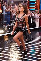 "Janette Manrara<br /> at the launch of ""Strictly Come Dancing"" 2018, BBC Broadcasting House, London<br /> <br /> ©Ash Knotek  D3426  27/08/2018"