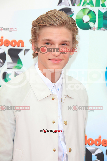 Cody Simpson at Nickelodeon's 25th Annual Kids' Choice Awards at The Galen Center on March 31, 2012 in Los Angeles, California. &copy; mpi26/MediaPunch Inc. /NortePhoto<br />