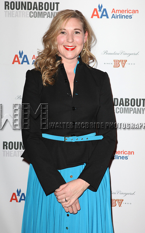 Cassie Beck attending the Opening Night Performance After Party for the Roundabout Theatre Company's Broadway Production of 'Picnic' at The American Airlines Theatre in New York City on 1/13/2013