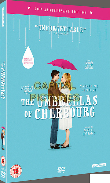 DVD Cover Art<br /> in The Umbrellas of Cherbourg (1964) <br /> (Les parapluies de Cherbourg)<br /> *Filmstill - Editorial Use Only*<br /> FSN-D<br /> Image supplied by FilmStills.net