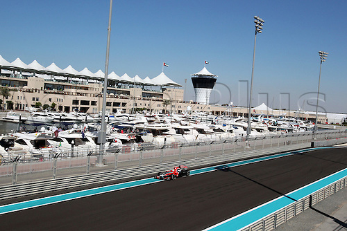 11.11.2011 Abu Dhabi, United Arab Emirates. Yas Marina Circuit, Timo Glock, Virgin Racing-Cosworth, .., during the practice day of the FIA Formula One Grand Prix of Abu Dhabi UAE.