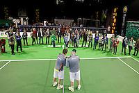 12-02-13, Tennis, Rotterdam, ABNAMROWTT, Sport Plaza,